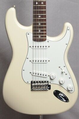 Fender Albert Hammond Jr Signature Stratocaster Rosewood Fingerboard Olympic • 1,288.49£