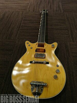 Gretsch G6131 My Malcolm Young Signature Jet Semi-Hollow Body W/HC From Japan • 3,804.41£