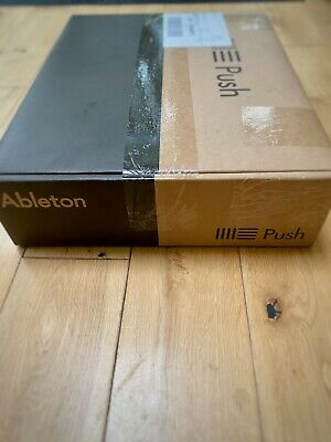 Ableton Push 2 - MIDI Controller   New. Boxed And Unopened • 300£