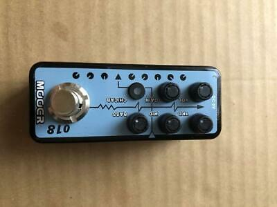 Mooer Micro Preamp 018 Preamplifier Effects Pedal Good Used From Japan • 153.16£
