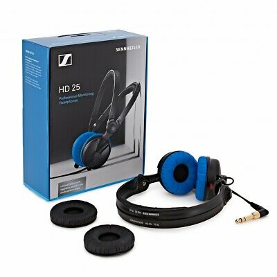 Sennheiser HD25 LIMITED EDITION 75 Years BLUE Cup Promotion Version *NEW MODEL • 129£