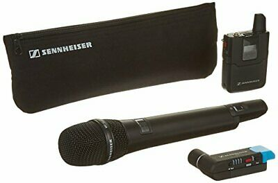 Sennheiser AVX Camera-Mountable Digital Wireless Handheld And Lavalier Set • 718.19£