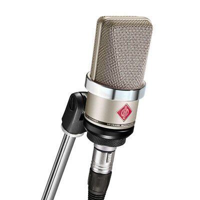 Neumann TLM-102 Large Diaphragm Studio Condenser Microphone (Nickel) • 512£