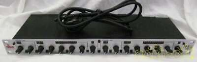 DBX 166XS 12000454746 COMPRESSOR Effects Pedal Safe Shipping From Japan • 183.03£
