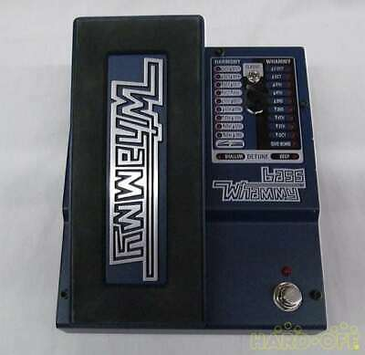DIGITECH BASS WHAMMY-V-01 12000369652 WAH Effects Pedal Ships Safely From Japan • 298.09£