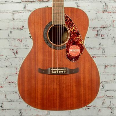 Fender Tim Armstrong Hellcat Acoustic Electric Guitar, Walnut Fingerboard, Natur • 283.07£