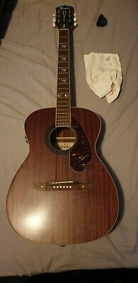 Fender Tim Armstrong Hellcat Electro Acoustic Guitar • 300£