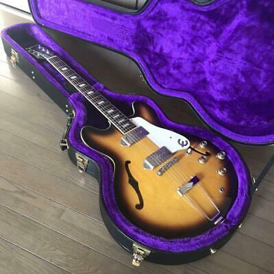 EPIPHONE 1965 ELITIST CASINO VS Good Used Product Safe Shipping From Japan K • 1,802.91£