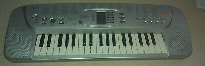 CASIO Electronic Keyboard SA-75 Synthesizer 100 Tones - Mint Condition • 15.99£