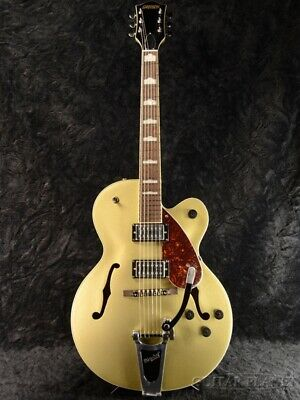 Gretsch G2420T Streamliner Hollow Body With Bigsby -Gold Dust- Stream Liner • 1,210.57£