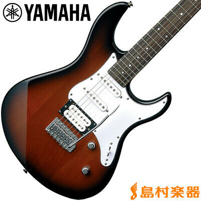Yamaha Pacifica112V Ovs Electric Guitar Old Violin Sunburst Pacifica Pac112 • 558.23£