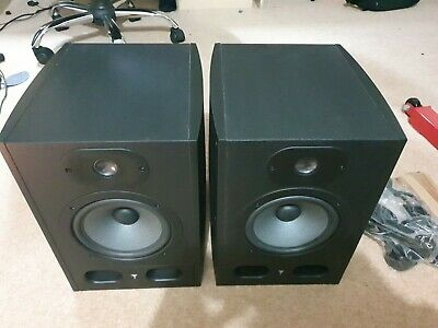 Focal Alpha 65 Active Studio Monitors (Pair) X2 (opened But Never Used) • 420£