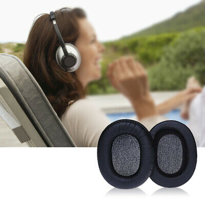 2PCS Audio Earmuffs Replacement Cover Soft Sponge Ear Pads For Sony MDR-7506 V6 • 6.42£