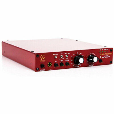 Golden Age Project Pre-73 MKIII Mic Preamp • 254.69£
