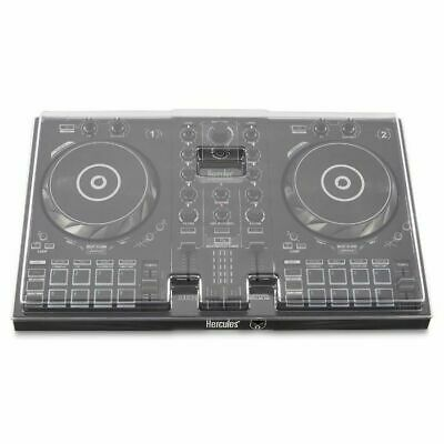 Decksaver Hercules DJ Control Inpulse 300 Light Edition Cover (smoked Clear, ... • 33.25£
