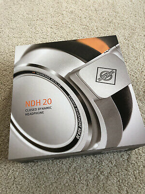 Neumann NDH-20 Closed-back Studio Headphones • 293.65£
