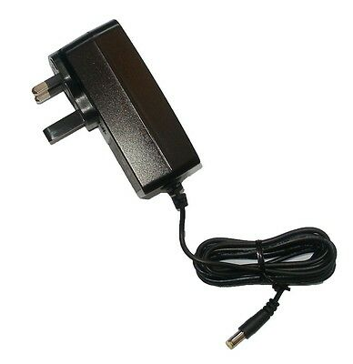 Replacement Power Supply For The Yamaha Psr-e363 Keyboard Adapter Uk 12v • 8.48£