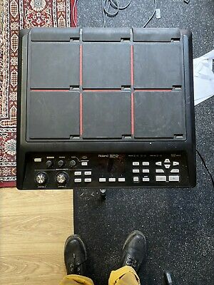Roland SPD-SX With Boom Stand • 450£