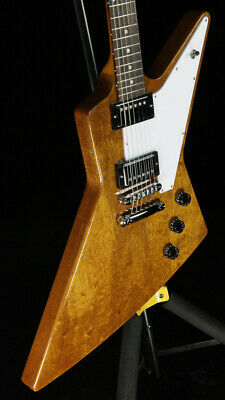 Gibson Explorer Antique Natural 228100044 Perfect Packing From Japan • 1,755.41£