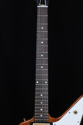 Gibson Custom Shop 1958 Explorer Mahogany Elbow Cut VOS Heavy Antique Natural • 5,118.59£