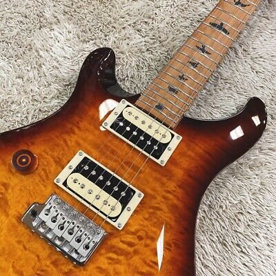 Paul Reed Smith SE Custom 24 Roasted Maple TS Tabacco Sunburst Lefty • 1,166.01£