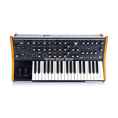 Moog Subsequent 37 Analog Synthesizer Keyboard Synth • 1,057.39£