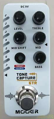 MOOER TONE CAPTURE GTR 1875903 Effects Pedal Safe Delivery From Japan • 144.49£
