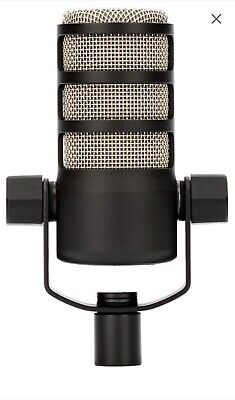 Rode PodMic Dynamic Podcasting Microphone • 100£