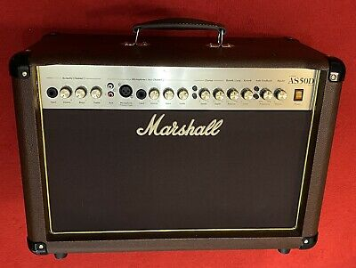 Marshall AS50D Acoustic Combo Amplifier • 181£