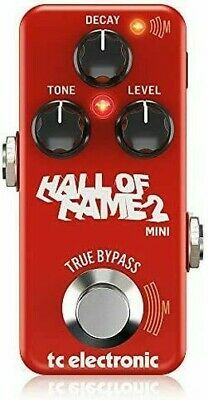 Tc Electronic (tc Electronic) REVERB MINI HALL OF FAME 2 MINI REVERB • 121.90£