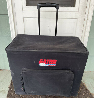 Gator Cases G112A - 1X12 Combo Amp Transporter Case/Stand UPC 716408503875 • 131.71£