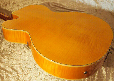 Guild A-150B Savoy Blond KSG1901802 Hollow Body W/H/C Ships Safely From Japan • 1,711.81£