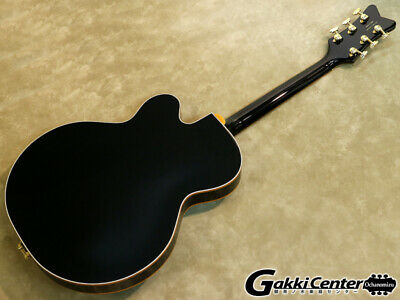 Gretsch G6136T-BLK Players Edition Falcon JT21010529 Hollow Body W/H/C From JP • 4,142.29£