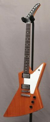 GIBSON Explorer 2019 Antique Natural Electric Guitar Ships Safely From Japan • 1,475.47£