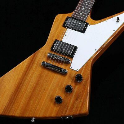 GIBSON Explorer Antique Natural Electric Guitar Safe Delivery From Japan • 1,658.84£