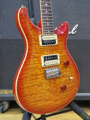 PAUL REED SMITH SE Custom 24 Burled ASH C30431 Safe Delivery From Japan • 990.46£