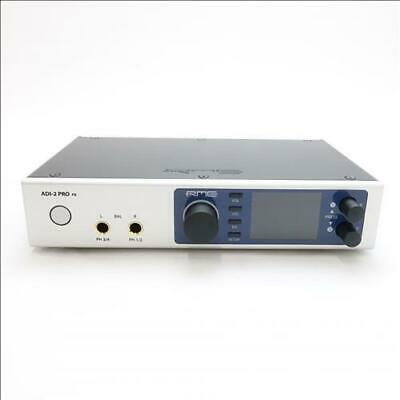 RME ADI-2 Pro FS Headphone Amplifier Used L4gd4411 Used From Japan EMS • 1,686.66£