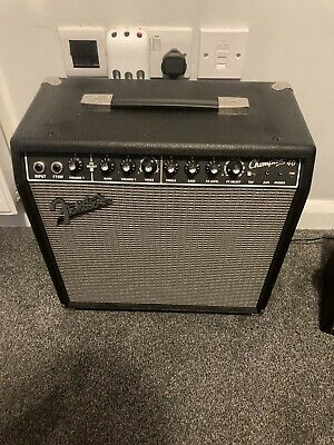 Fender Champion 40 Amplifier - Used • 100£