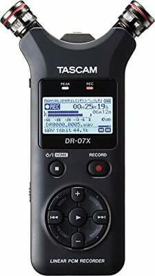 TASCAM USB Audio Interface Mounted Stereo Linear PCM Recorder DR-07x • 267.27£