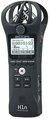 Zoom Handy Recorder Black 90XY Stereo Microphone Installed High-quality So • 115.85£
