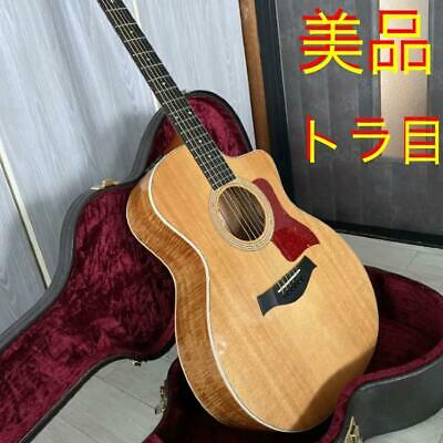 TAYLOR 214CE KOA DLX Acoustic Guitar Safe Delivery From Japan • 2,797.57£