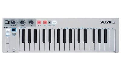Arturia KeyStep Portable Polyphonic Step Sequencer Keyboard Controller New Box • 129.65£