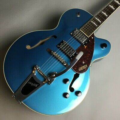 GRETSCH G2420T Streamliner Hollowbody With Bigsby/RB Ships Safely From Japan • 972.08£