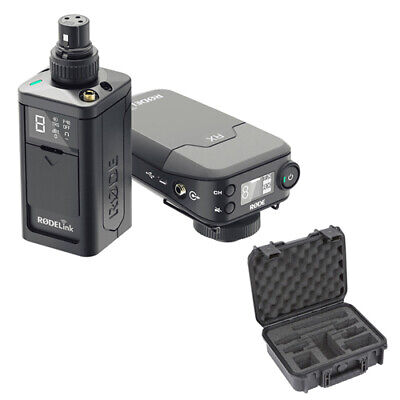 Rode RODELink Newsshooter Kit Digital Wireless System With Case For 2 ENG System • 360.16£