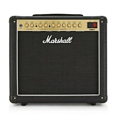 Marshall DSL20CR Dual Valve Amp Combo With Reverb