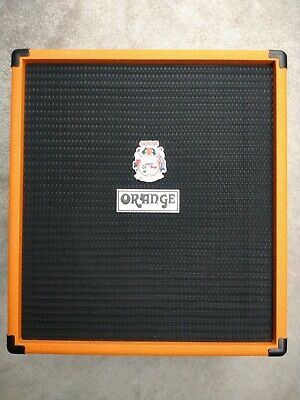 Orange Crush 50 50W Bass Combo Amp - Boxed - Excellent Condition • 180£