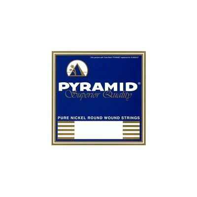 Pyramid Pure Nickel Round Wound 11-56 Electric Guitar Strings, Drop D