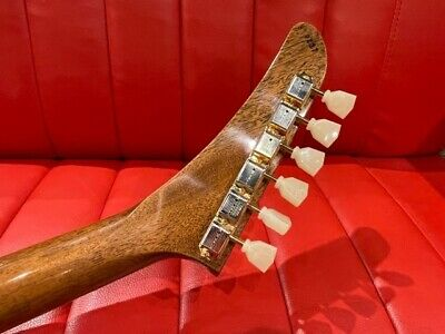 GIBSON CS 1958 Explorer VOS W/B-5 Bigsby Antique Natural Ships Safely From Japan • 6,062.15£