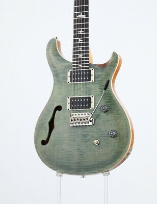 PAUL REED SMITH (PRS) CE 24 Semi-Hollow Trampas Green Used Electric Guitar • 1,632.08£