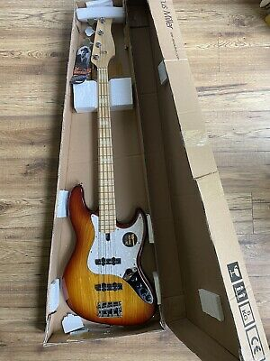 Brand New Marcus Miller V7 Swamp Ash 4 TS 2nd Generation Electric Bass